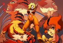 Thundercats and He-Man
