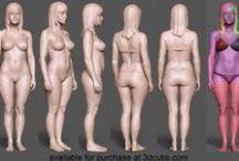 3D Females (Technical)