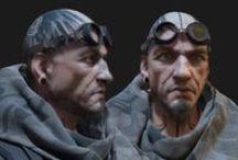 3D Males