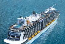 Quantum of the Seas / Cobertura da viagem inaugural do navio Quantum of the Seas
