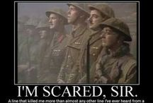 Blackadder / Quotes and funnies