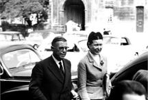Sartre & Beauvoir / by ROY
