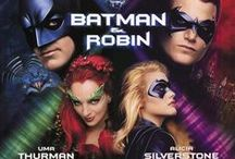 Batman, parceiros e vilões