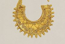Ancient Jewellery / Priceless and ageless baubles and jewels.