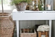 Pallets and Crates DIY