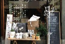 Shops, Coffee bars, Restaurants