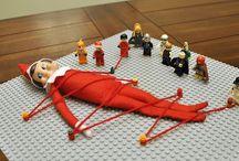 Christmas: Elf on a Shelf
