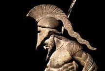 Antiguos guerreros