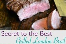 London Broil Dishes / Dishes featuring London Broil