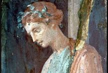 Pompeii, Herculaneum & Oplontis / Beauty from under the ashes. Remember the dead.