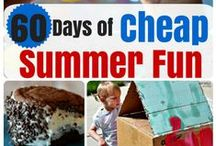 Summer Fun for Kids! / Fun activities for the kids!
