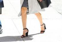 Celeb Style: Block Heels
