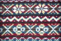 Fair Isle Knitting inspiration