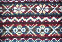 Fair Isle Knitting inspiration
