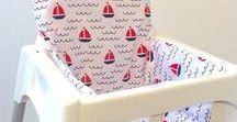 Sitzkissen für Kinderhochstühle / Passend für IKEA und Stocke Hochstühle findet Ihr bei Puckdaddy die passenden Sitzkissen in tollen Designs. Hiermit macht ihr aus eurem Hochstuhl nicht nur einen bequemen, sonder auch optisch einen tollen Platz für euren kleinen Schatz am Esstisch.