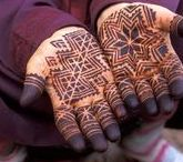 ink and henna