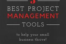 Small Business Marketing & Management / Creative ways to promote, build, and run your small business like the true professional you are! #smallbusiness #projectmanagement #hustlehard #workhappy #graphicdesign #webdesign #photographer