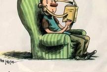 Mundo dos Livros / Imagens relacionadas ao mundo dos livros e da leitura.