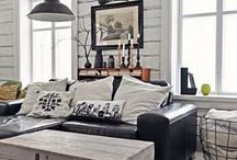 / Home Style / / Practical and out-of-the-box ways to style your home