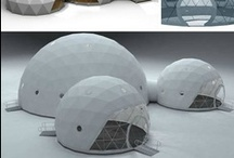 Geodesic & Dome notes / dome homes and houses