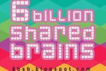 6 Billion Shared Brains -Mi Blog / http://6bsb.blogspot.com.es/