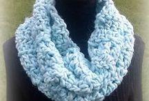 Crochet Neck Attire