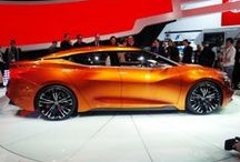 Concept Cars / by DigiGo