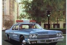 Police Cars / by DigiGo