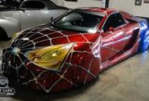 Customized Automobiles / by DigiGo