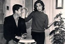 Dick Van Dyke and Mary Tyler Moore / by Holly Carter