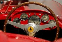 Vintage Car Interiors / by DigiGo