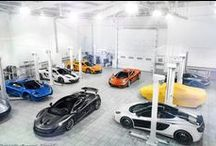 Dream Garages / by DigiGo