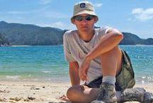 New Zealand / Néhány Új-Zélandi kép rólam