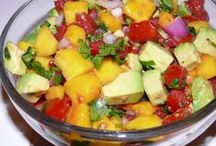 Vegetarian Mexican, South American & Caribbean Recipes  / Vegetarian Mexican, South American,& Caribbean recipes from my blog mayabugs.com!