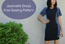 Sewing Projects / Collection of sewing projects and patterns.