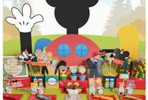 Mickey Mouse Clubhouse Birthday Party / Oh Toodles! This bright and fun Mickey Mouse Clubhouse themed party will have all your guests talking!!