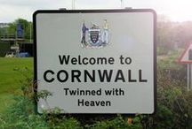 Cornwall / The beautiful Cornish coastline & countryside