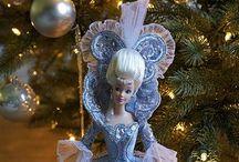 Barbie in costume storico
