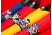 Napkin Rings / Themed party napkin rings for your parties!