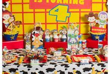 Toy Story Birthday Party / Toy Story themed birthday party! Adorable party with all your favorite Toy Story characters!