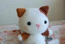 Amigurumi / Discover your creative side @ Seymour Library! Create adorable knitted animal friends with help from these great resources.