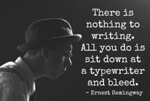 The Writer's Block / Need tips on writing? Looking for inspiration? Trying to get over a bad case of writer's block? Discover great writing resources @ Seymour Library.