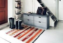 >> ENTRYWAY / FLUR << / Create a great entrance for yourself and your guests. Find inspirations here.