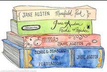 Jane Austen / Get lost in Austen @ Seymour Library!