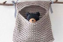 DIY Tricot - Crochet / Inspirations, créations en tricot ou au crochet