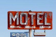 DINERS & MOTELS / Blog voyage USA // Diners et motels / road trip USA #diners #motels #roadtrip #usa