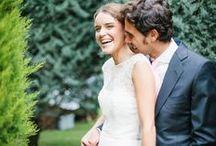 HAPPYNESS / Bride & groom best moments, during de wedding ♡