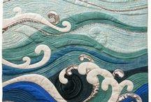 Yr 7 Textiles: Under the Sea