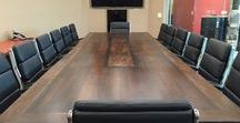 Washington New Yorker Conference Table / Washington New Yorker by American Outpost