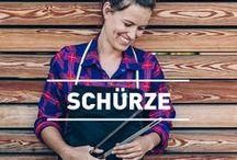 höfats SCHÜRZE / Die raffinierte höfats Schürze macht Sie und Ihre Grill- und Kochkünste zu einer erfolgreichen Seilschaft.